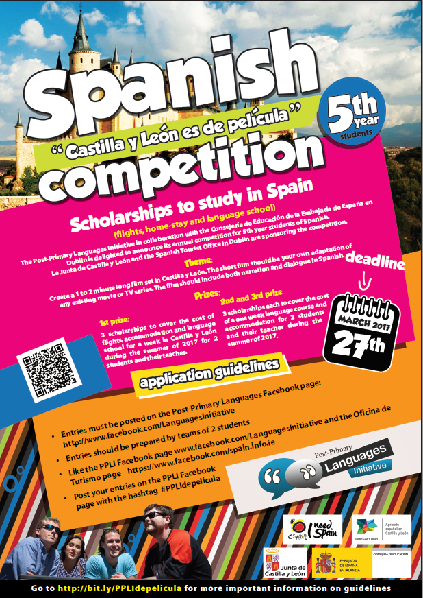 spanish competition image