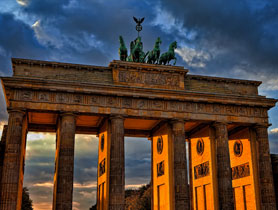 German Brandenburg Gate image