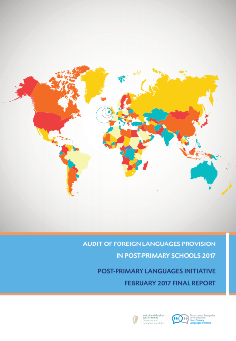 audit of foreign languages in schools