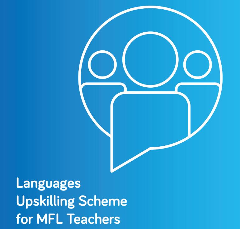 Upskilling for mfl teachers