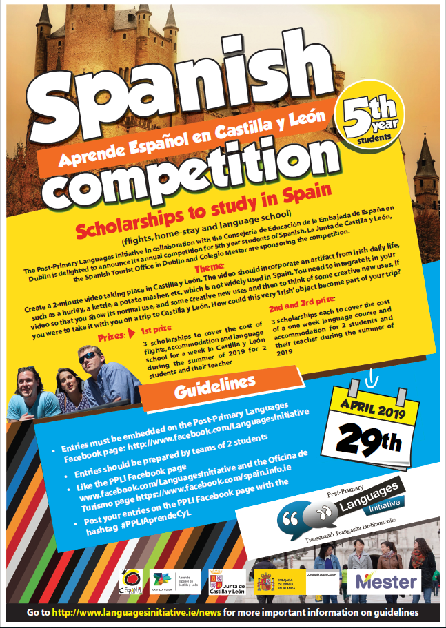 Spanish competition 2019