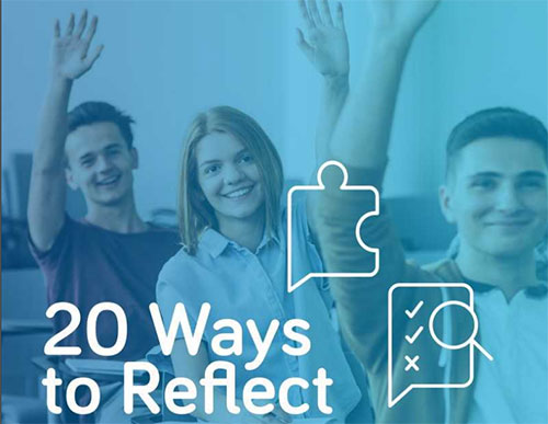 20 Ways to Reflect image
