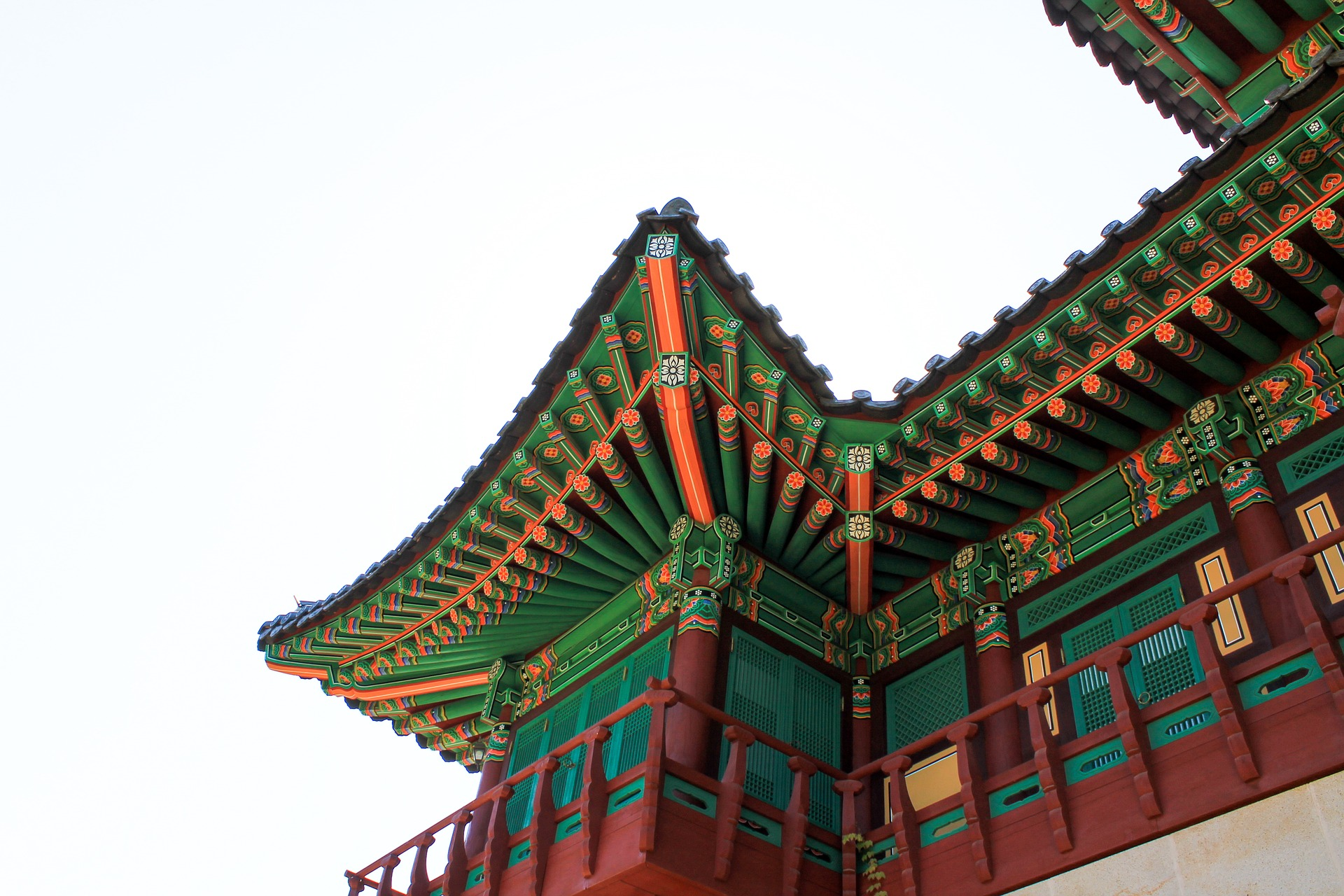 korean castle image