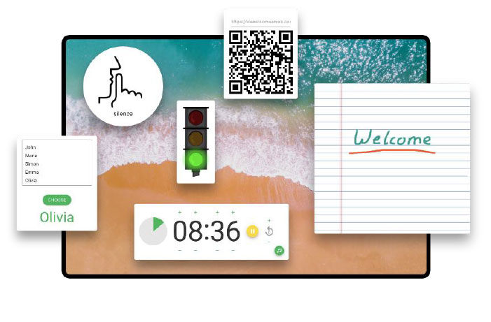 classroomscreen image