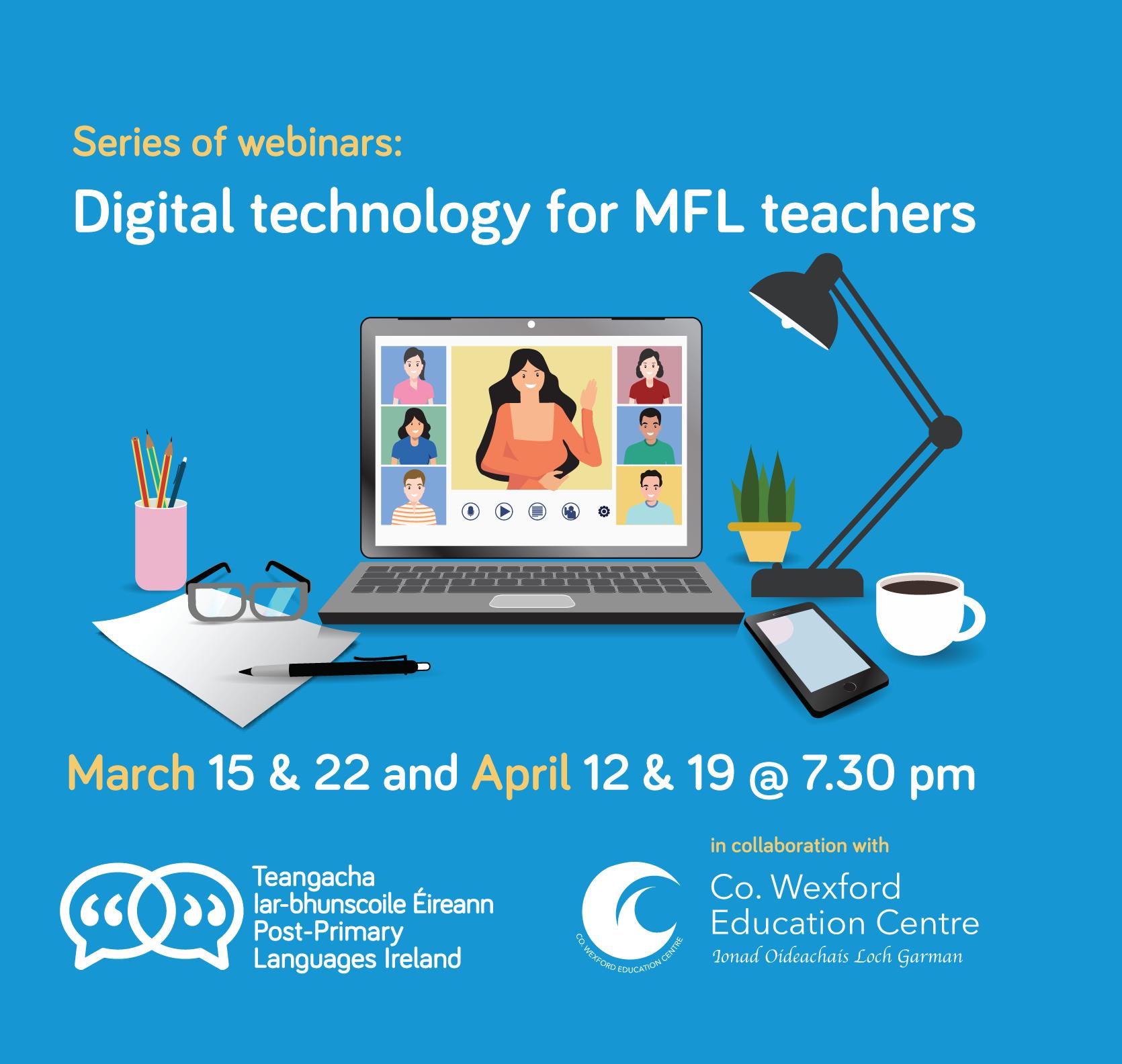 PPLI Digital technology for MFL teachers image