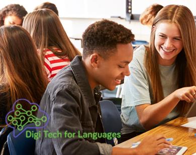 Digi Tech for Languages image