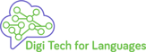 Digi Tech for Languages Logo